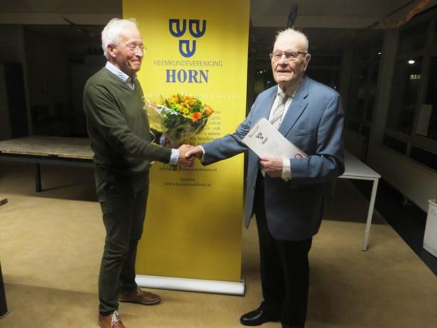 Heemkundekalender 2019 Horn uitgereikt