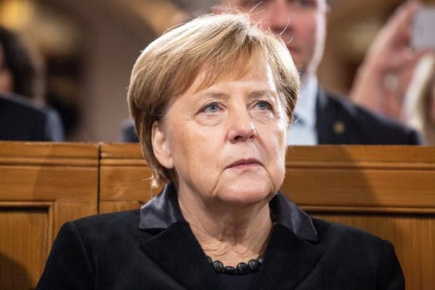Merkel: Resoluut optreden tegen toenemende Jodenhaat Duitsers