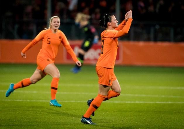 Voetbalsters zetten grote stap naar WK