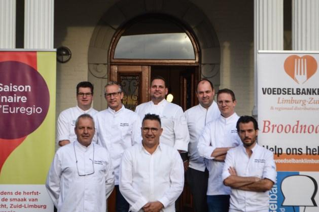Culinaire hoogstandjes ten bate van de Voedselbank