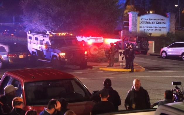 Schutter in Californische bar doodde zichzelf