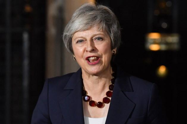 May krijgt steun van haar kabinet voor Brexitdeal