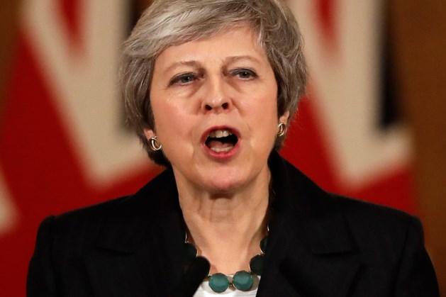 May verdedigt akkoord: Dit is het beste voor de Britten
