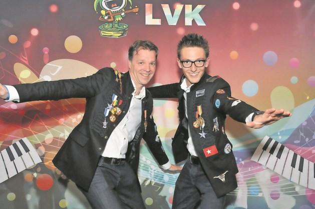 Nick en Patrick mikken met dansje en beat op finale LVK