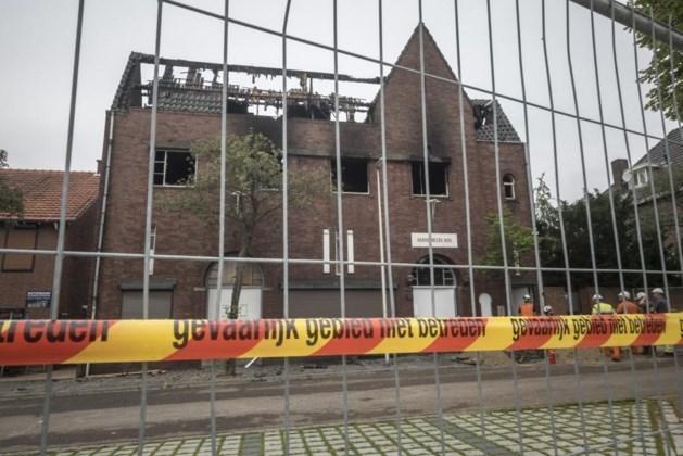 Vier jaar cel voor brandstichting in eigen woning
