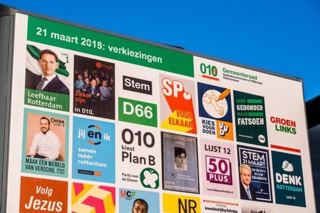 Meer ondersteuning voor lokale politieke partijen