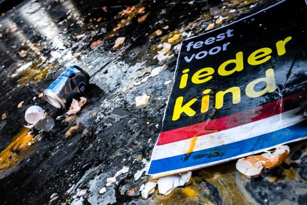 Arrestaties bij intocht Sinterklaas in Tilburg