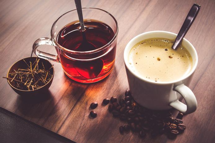 Koffie of thee? Je voorkeur is waarschijnlijk genetisch bepa