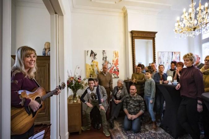 Festival in huiskamer: 'Hoe intiemer, hoe lastiger het is'