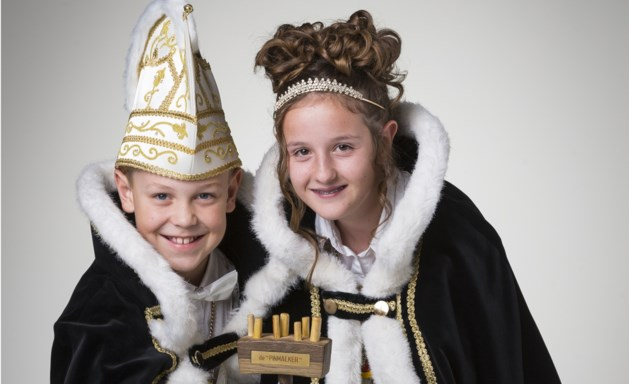 Nieuw jeugdprinsenpaar in Nederweert