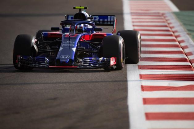 Toro Rosso haalt talent Albon naar Formule 1