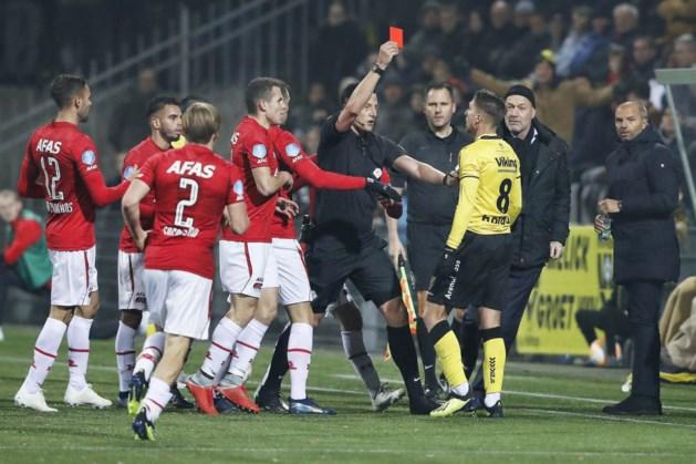 VVV'er Van Ooijen twee wedstrijden geschorst