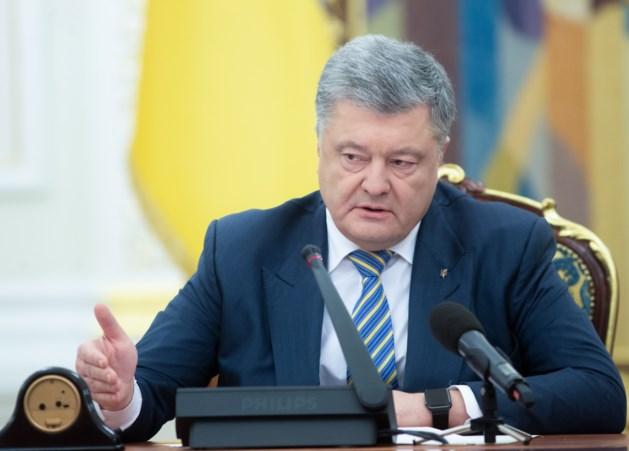Oekraïne kondigt staat van beleg af