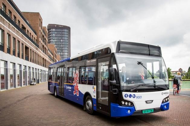 Forse uitbreiding van elektrische stadsbussen in Maastricht