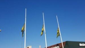 Vlaggen halfstok om slachtoffer spookrijder A2