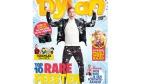 Dylan Haegens krijgt eigen tijdschrift