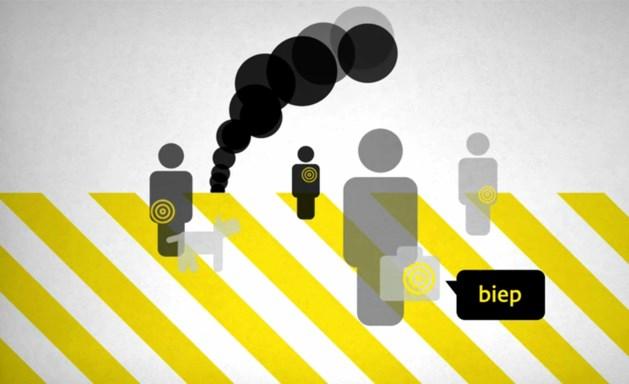 NL-Alert berichten ook te zien op vertrekborden bushaltes