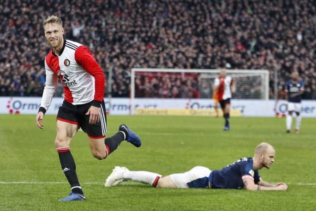 PSV verliest ongeslagen status in De Kuip
