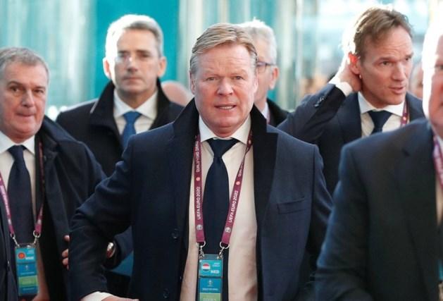 Oranje gekoppeld aan Duitsland in loting EK-kwalificatie