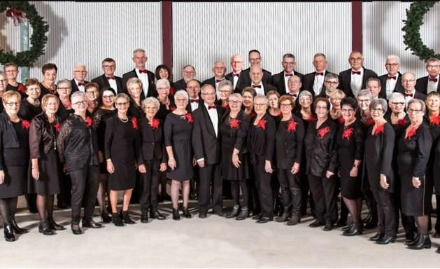 Kerst-winterconcert A Cappella in De Robijn