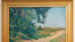 'Kringloopschilderij' brengt 30.000 euro op