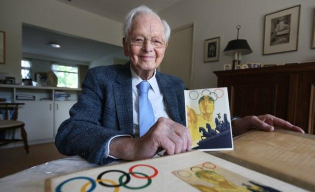 Oudste Nederlandse olympiër Maier overleden