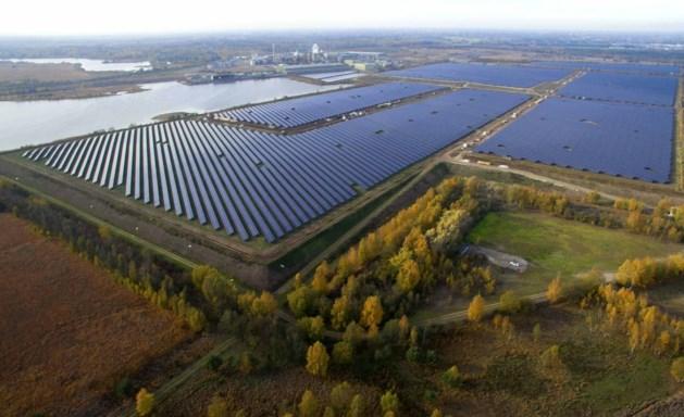 Zonnepark Budel start productie elektriciteit