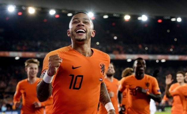 Oranje tegen Engeland in halve finale