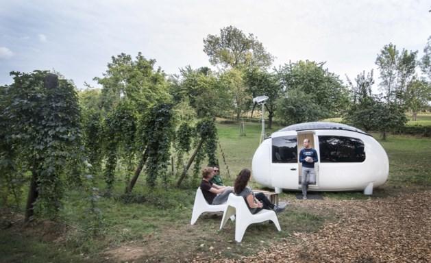 Duurzaam pop-uphotel komt naar Limburg