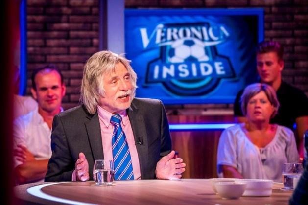 Gesprek tussen minister en Johan Derksen over homo-acceptatie van de baan