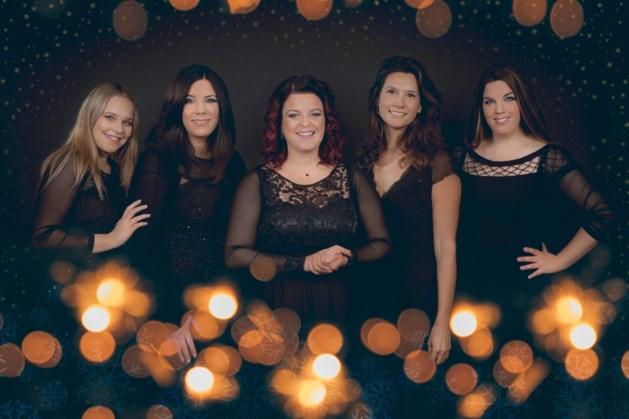 A capella kerstconcert Something Blue in ECI cultuurfabriek