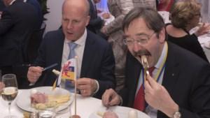 Gouverneur houdt calorieën bij op Instagram