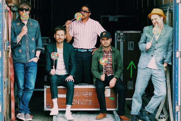 Kaiser Chiefs, Nielson en Lucas & Steve op Pop on Top