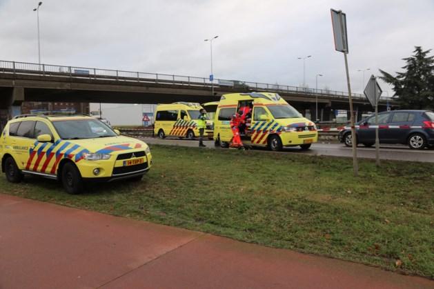 Persoon aangereden door vrachtwagen in Weert