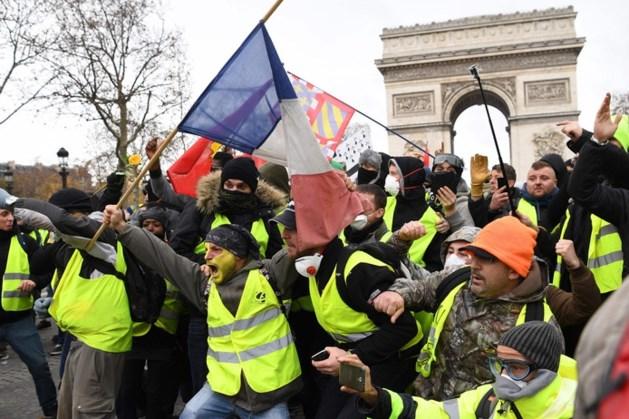 31.000 'gele hesjes' op de been in Frankrijk