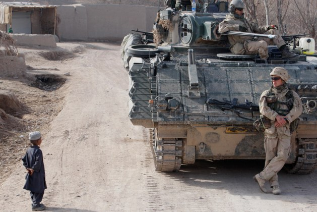 'Militaire inlichtingendienst sprak met Taliban'
