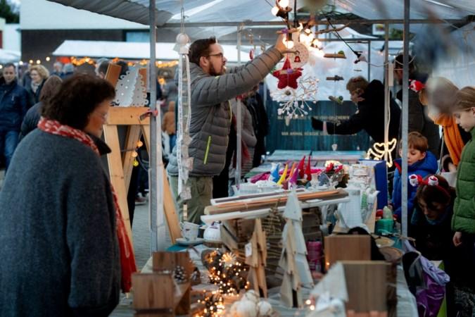Wijk loopt uit voor kerstmarkt Elzasplein in Sittard