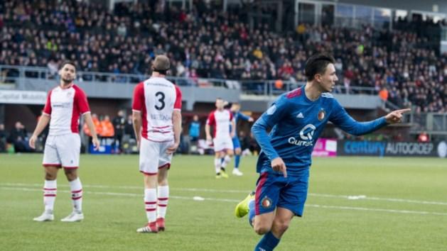 Berghuis wijst Feyenoord de weg in Emmen