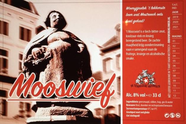 Tempeleers brouwen Mooswief bier