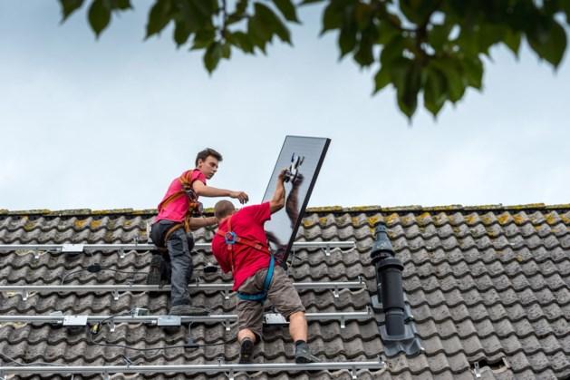 4800 zonnepanelen erbij in Heerlen-centrum