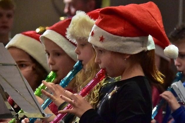 Muzikale Kerst Carrousel in het Kerkeböske