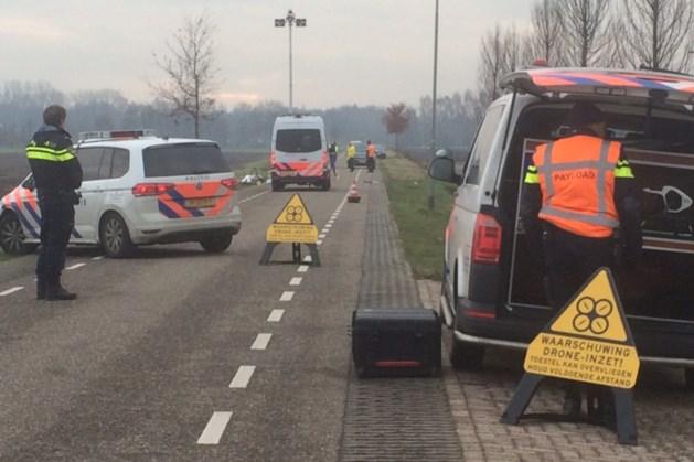 Dodelijk ongeval Grashoek: Polen van achteren aangereden