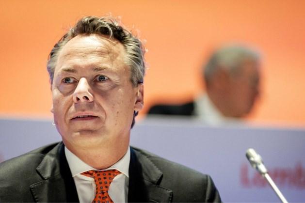 ING-baas Hamers: 'Dit had nooit mogen gebeuren'