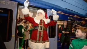 Intocht van de Kerstman in Maastricht is vooral kinderfeest