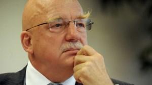 Océ-topman Anton Schaaf ruimt veld voor Japans directielid