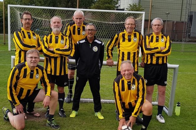 Ook Nederweert heeft Walking Football voor senioren
