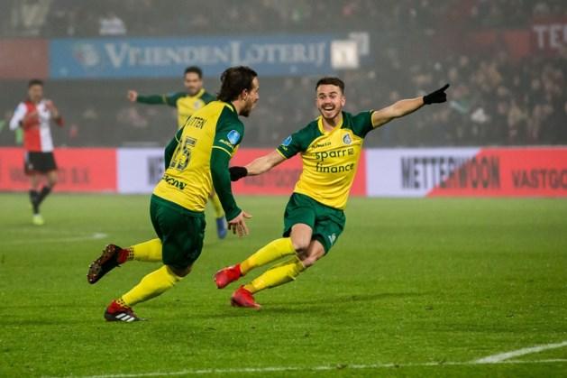 Enorme stunt Fortuna, Feyenoord verslagen in De Kuip