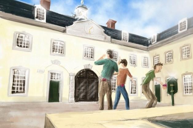 Kan de toerist ook in één vleugel van het Von Clermonthuis Vaals beleven?