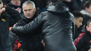 José Mourinho weg bij Manchester United