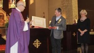 Pauselijke onderscheiding voor Hans Kikken